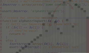 PHP sort arrays by property